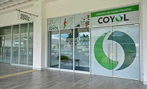 Centro de Capacitación y Eventos Coyol