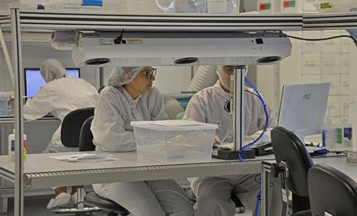 Fabricación de dispositivos médicos, Zona Franca Coyol