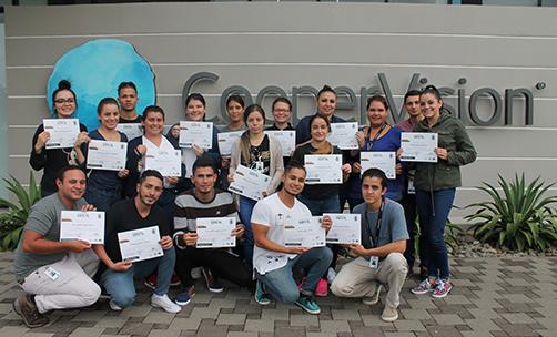 Empleo en fabricación de dispositivos médicos, Alajuela, Zona Franca Coyol