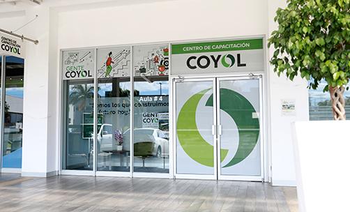 Centro de Capacitación Coyol, Aula 4