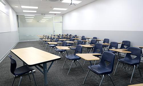 Centro de Capacitación Coyol, Aulas 1 y 2